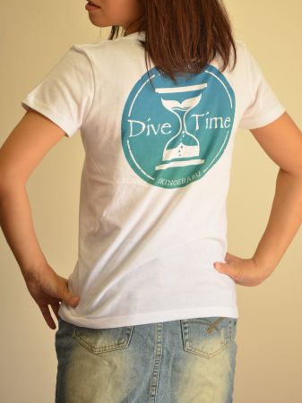 Dive Time Tシャツ